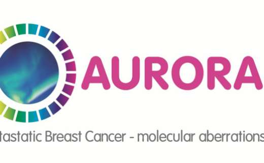 First results of the European AURORA study: towards a better understanding of the molecular changes driving metastatic breast cancer