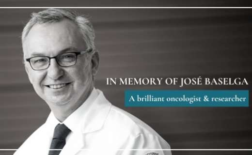 In memory of Professor Jose Baselga