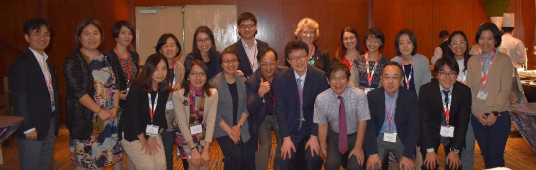 BIG-East Asia clinical trial workshop for young investigators participants group photo