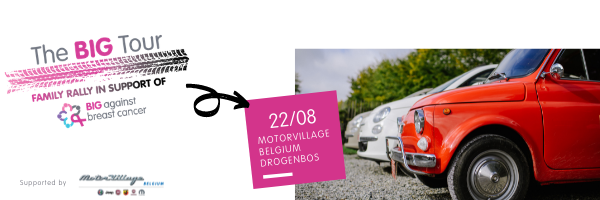 Come and enjoy a fun and enriching family experience in the Brabant region through the exciting BIG Tour Rally.